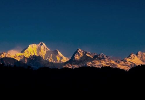 Kanchenjunga Circuit Camping Trek